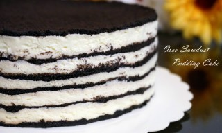 Oreo木糠布甸蛋糕 (3)